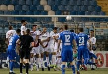 Super League 1, play off, Λαμία - ΑΕΛ